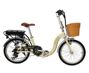 iFolding折疊電單車